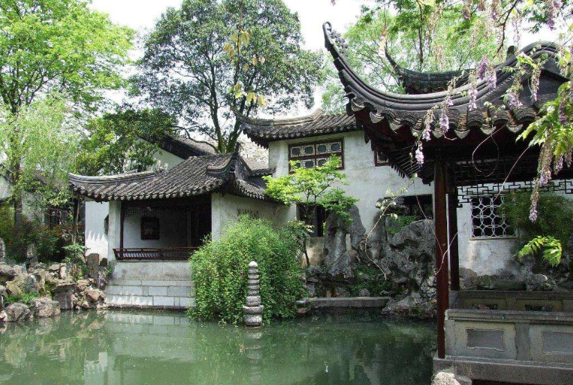 苏州古建筑