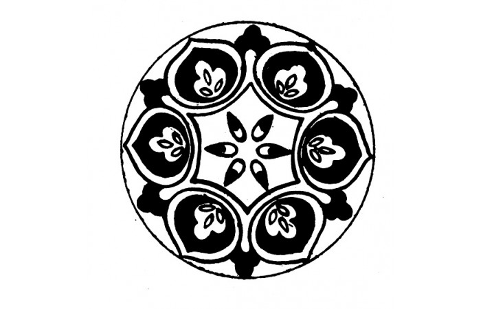 隋唐时期纹样元素(十九)