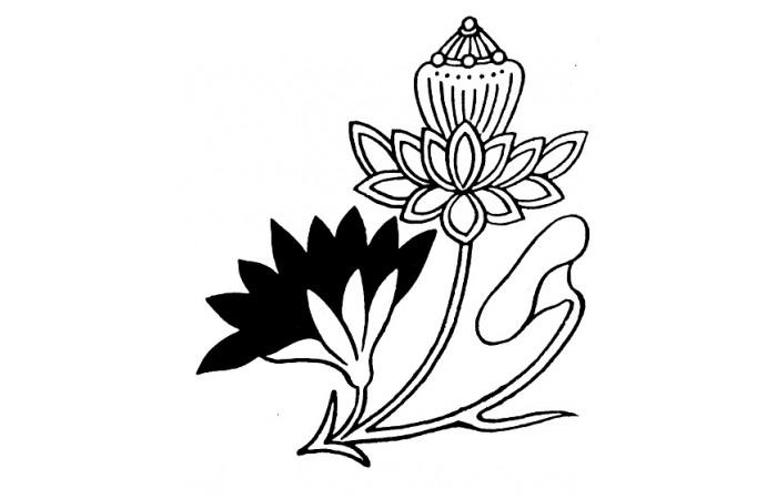 隋唐时期设计图案元素(二十)