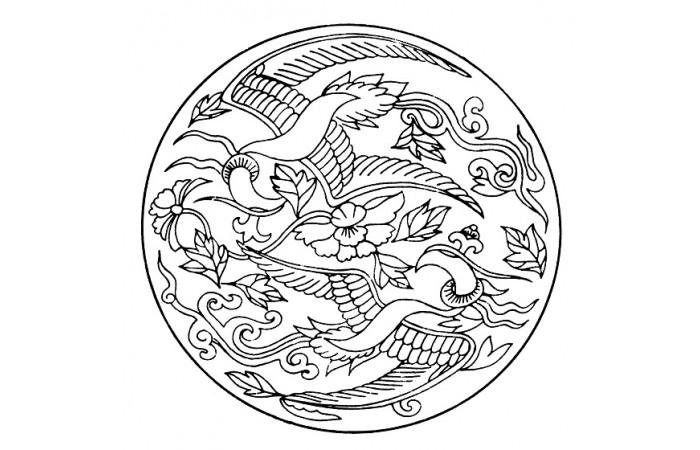 两宋时期纹样图案元素(十八)