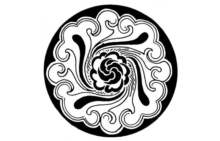 清朝时期纹样图案元素(十九)