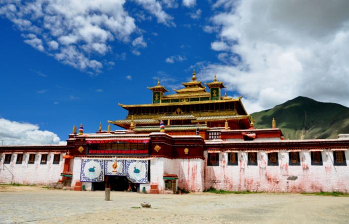 西藏桑耶寺——来自内心的敬仰!