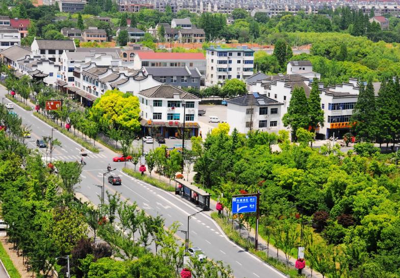 江浙地区特色小镇