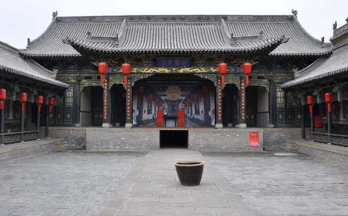 中国民居建筑