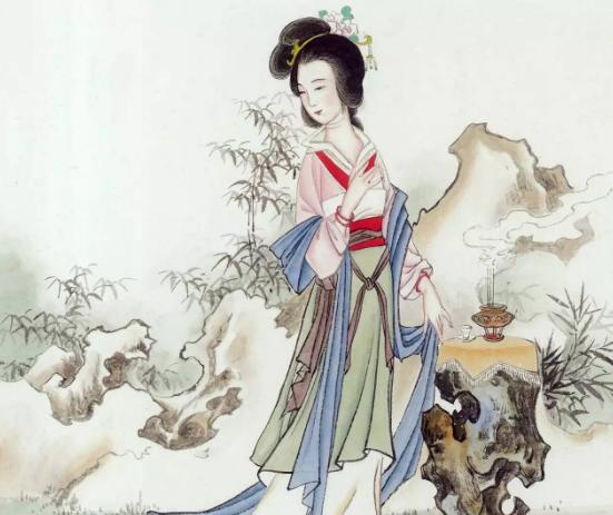 古代妇女节