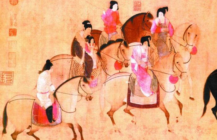 """中国古代的""""妇女节"""",竟然有四个!"""