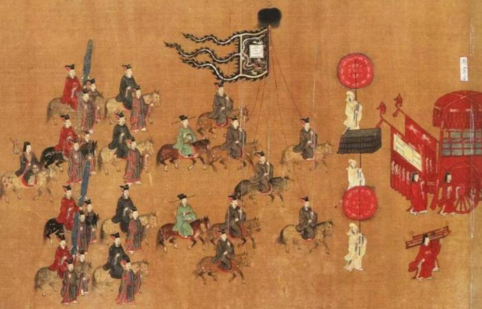 古代行军打仗要插那么多军旗,都代表什么意义?