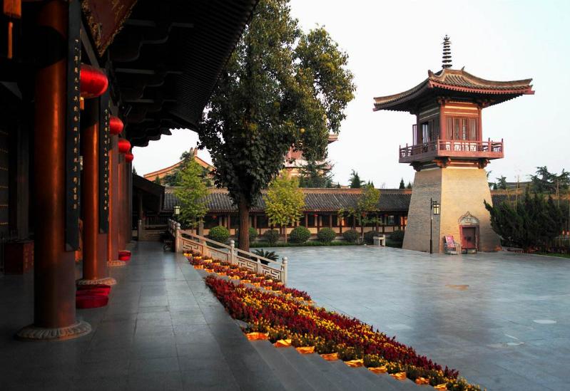 中国建筑佛教寺院