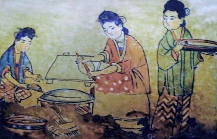 【饮食文化】五千年前的饼鏊:煎饼美食的简史!