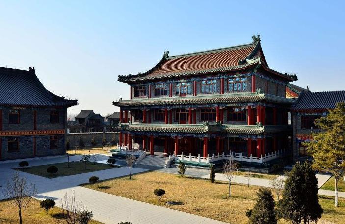 中国古代传统建筑
