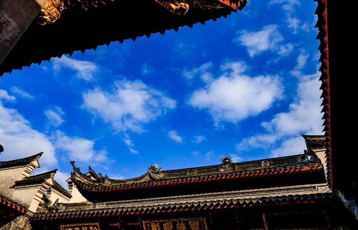 中国古代传统建筑的审美理念和设计思想