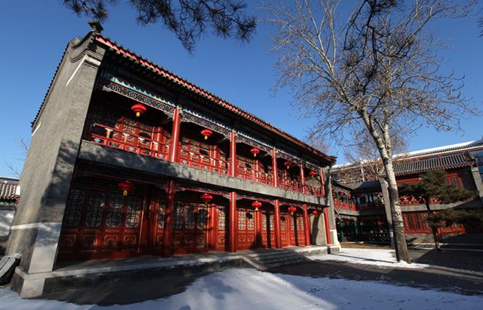 中国建筑文化:《红楼梦》中的园林建筑艺术