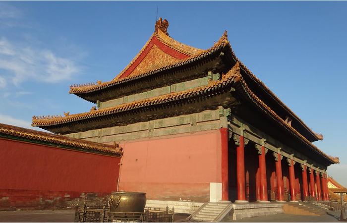 中国古建筑紫禁城,是如何做到干燥通风的?