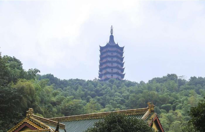 中国传统建筑艺术——宗教园林建筑的人文思想
