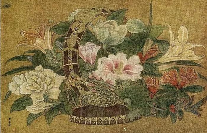 中国古代插花的艺术,看古人如何花样插花?