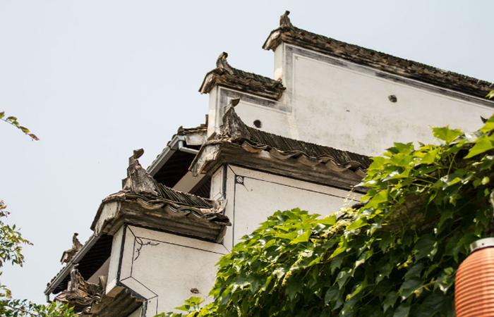 徽派建筑艺术:为什么将高高的防火墙称为马头墙?