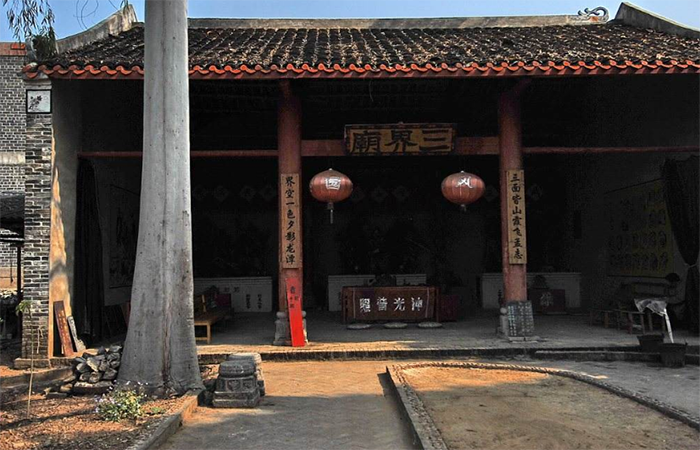 扬美古镇:广西境内保存最为完好的明清古建筑群之一