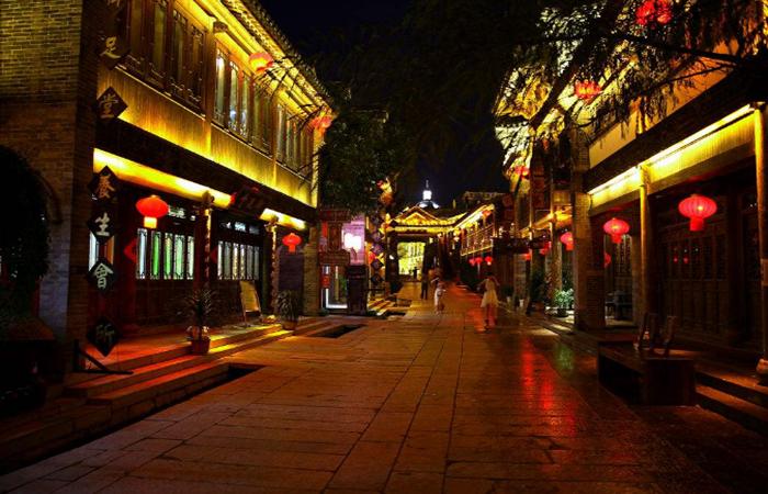 中国古建筑照明该如何设计,有哪些需要注意的?