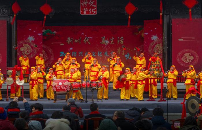【非遗传承】庙会佛教文化音乐——嵊州吹打