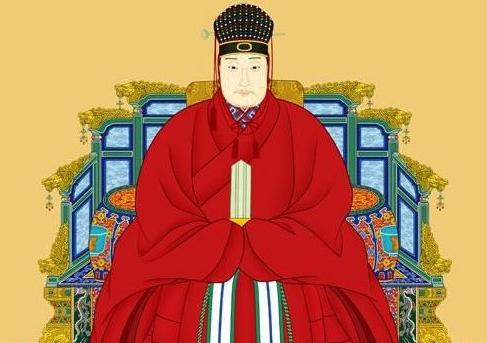 万历皇帝,朱翊钧(1563年—1620年),即明神宗