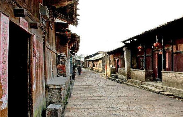 古建筑旧州古镇——历史文化之城