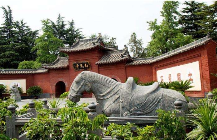 中国第一古刹——千年白马寺