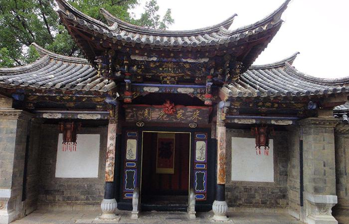 """中国传统古建筑群:云南建水,""""活着""""的古城!"""