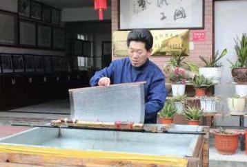 庄富泉:老祖宗千年竹纸技艺不能丢