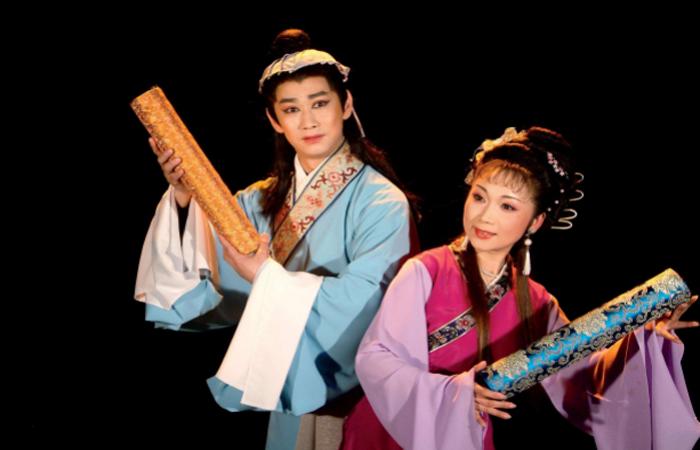 【非遗传承】中国五大戏曲剧种之一:黄梅戏