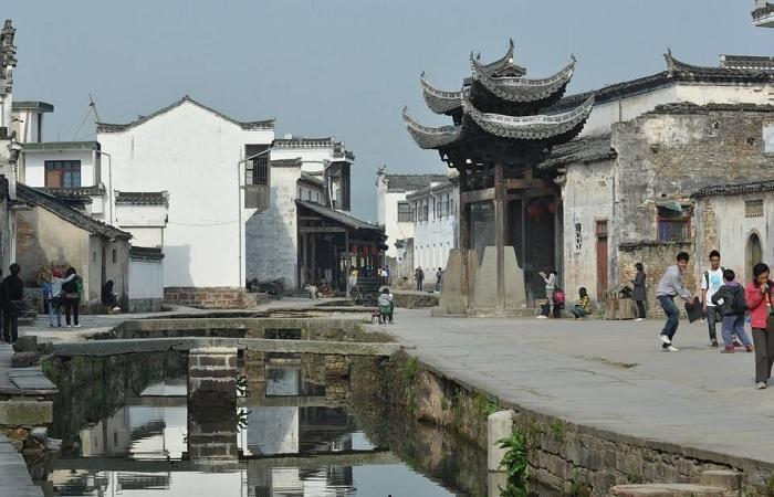 青砖黛瓦——中国徽派建筑的特点