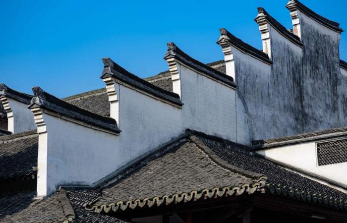 中国建筑徽派建筑和江南园林建筑的区别是什么?