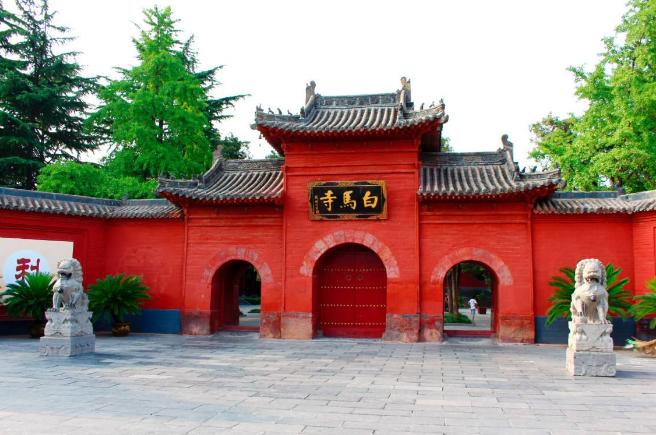 汉传佛教寺院建筑