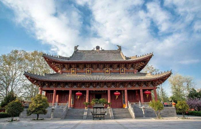 中国建筑之汉传佛教寺院建筑——华美与质朴的艺术