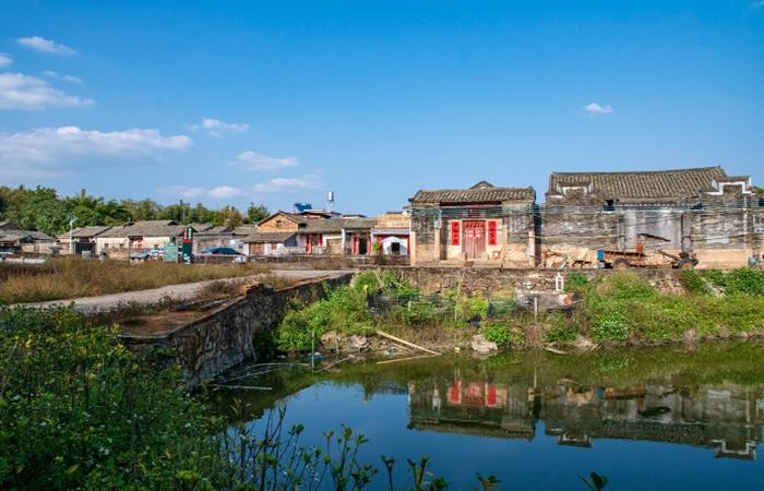古代建筑之客家围屋,中国五大民居特色建筑之一!