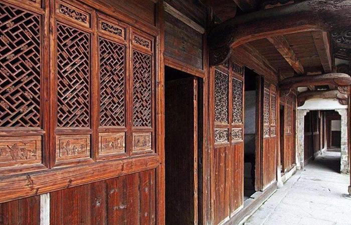 古代窗户的图案——中国古建筑的装饰艺术