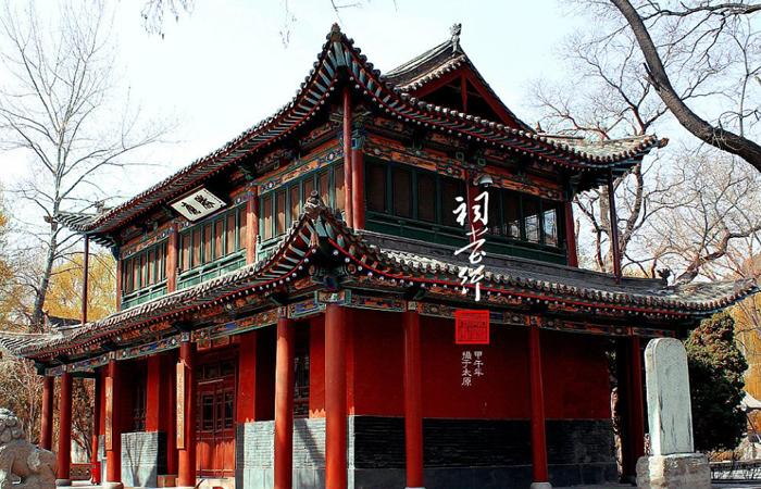 中国古建筑03-卯木春雪