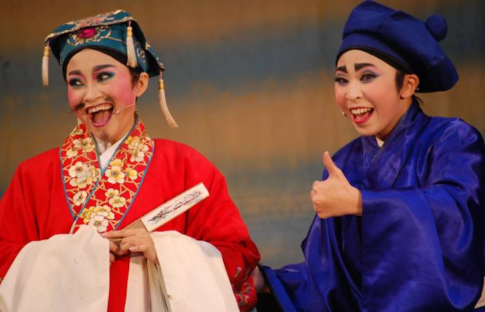 非物质文化遗产——地方传统戏剧歌仔戏