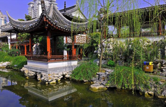 瞻园——百年明代古典园林江南四大名园