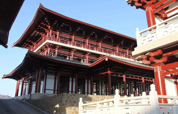 唐朝建筑的艺术风格与特点
