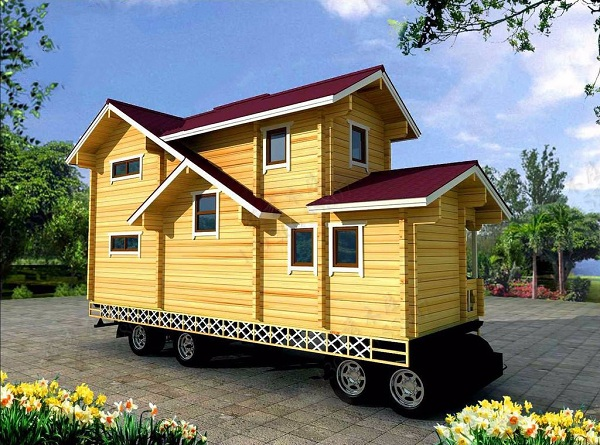 移动木屋价格