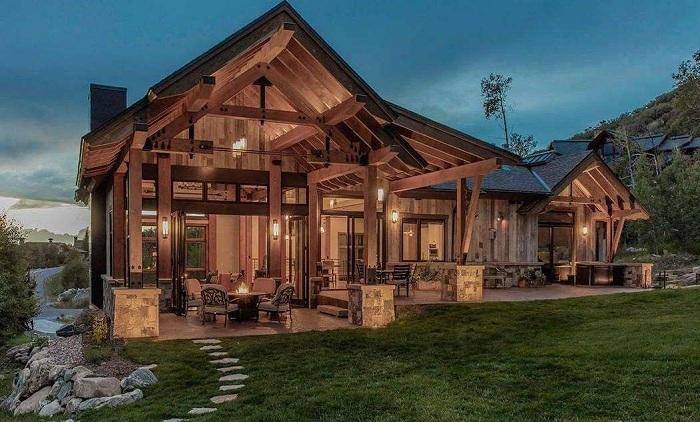 农庄木屋设计