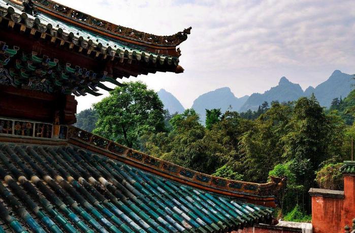 中国古代建筑飞檐