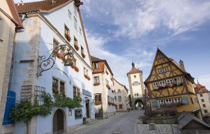 德国村庄更新