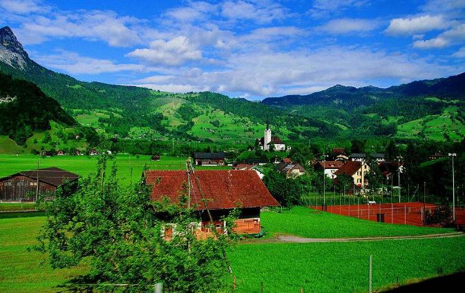 瑞士乡村建设