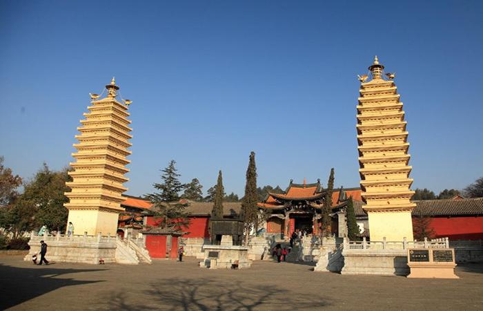 中国佛教寺院建筑的历史与发展历程