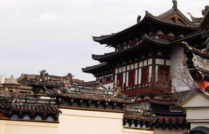 如何欣赏古代建筑?看哪些地方?