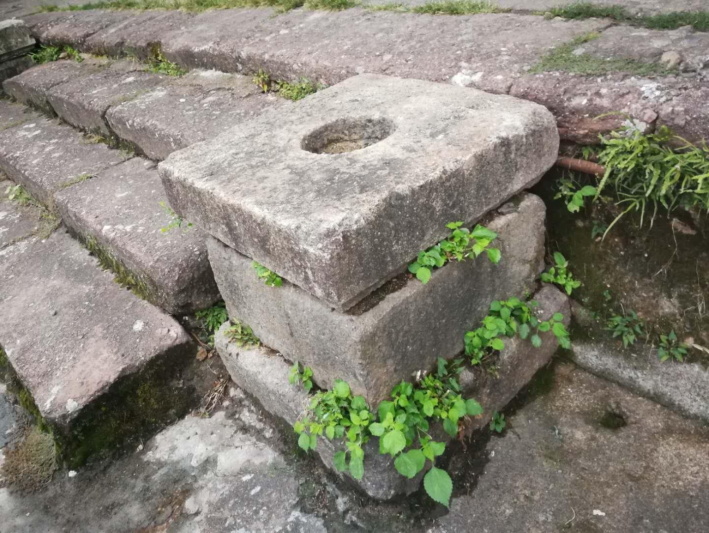 石旗杆与旗杆石
