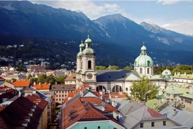 欧洲八大特色小镇