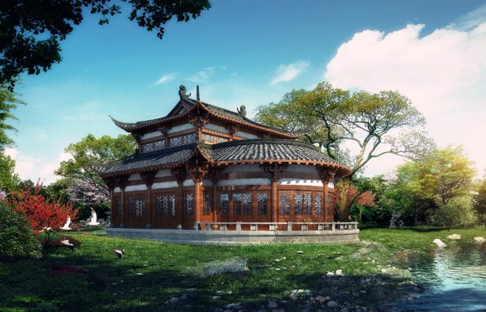 建筑文化——中国古建筑的风水特点与深远影响