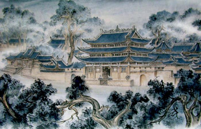 """七曲山大庙——科举文化""""文昌信仰""""之起源"""